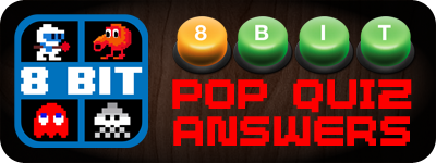 8 Bit Pop Quiz Answers | 8 Bit Pop Quiz Cheats