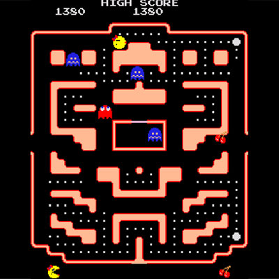 Ms Pac Man Plus